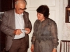 Werner Guggenheim (Switzerland) and Galina Zelichonok. Leningrad, 19??. co RS