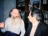 Anatoly Chechik, Evgeny Lein, Leningrad, 1986, co Frank Brodsky