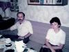 Boris Gliner and Anna Lifshitz. Leningrad, July 7, 1987, co RS