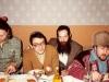 From the left: ?, ?, Itzhak Kogan, Yakov Gorodetzky. Leningrad, 19??, co RS