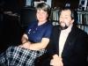 Irina and Evgeny Lein, Leningrad, 1986, co Frank Brodsky