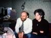 Boris Kelman, Alla Kelman, Leningrad, 1985, co Frank Brodsky
