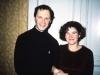Leonid and Masha Kelbert, Leningrad, 1986, co Frank Brodsky