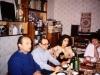Evgnii Gilbo, Josef Gilbo, Olga Gilbo, Tania Gilbo, Leningrad 1986, co Frank Brodsky