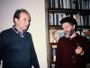 Evgenii Gilbo and Abram Kagan, Leningrad 1986, co Frank Brodsky