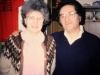Vera and Lev Sheiba, Leningrad, 1987, co Frank Brodsky