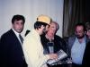 Members of Leningrad Bnai Brith with Leon Uris and Michail Neiditch (Bnai Brith USA),  Leningrad 1989, co Frank Brodsky