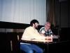 ?, Leon Uris, Leningrad 1989, co Frank Brodsky