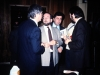 Bnai Brith members in Leningrad with Mishail Neditch, 1989, co Frank Brodsky