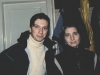Alexey Petrov and his mother Elena Bronshtein. Leningrad, 1986, co RS