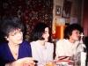 Vera Sheiba, Mila Markov and her daughter, Leningrad 1987, co Frank Brodsky