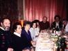 Eduard Markov, Lev Sheiba, Vera Sheiba, Mila Markov and her daughter, Aba Taratuta, Ida Taratuta, mother of Aba, Leningrad 1987, co Frank Brodsky