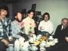 From the left: ? Leikhtman, ?, Alexey Petrov (stepson of Lev Bronshtein), Lev Sheiba, David Leikhtman. Leningrad, 1986.