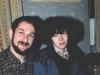Lev and Marina Furman. Leningrad, 1986, co RS