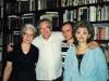 From the left: Natalia Stonov, Leonid Stonov, Alexander Stonov, Alla Stonov (wife of Alexander). Moscow, 1988. co RS