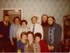 Seated: Elena Prestin, Alla Drugova, Mara Balashinskaia. Standing: Vladimir Prestin,? Riva Feldman, Isi Leibler co, Ilia Essas, Pavel Abramovich, Moscow 1985