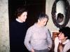 Rosa Ioffe, Inna Uspensky, Viktoria Khasina, Moscow, 1987, co Frank Brodsky
