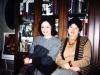 Elena Dubiansky, Victoria Khasina, Moscow, 1987, co Frank Brodsky