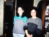 Inna Dubiansky and Elena Dubiansky, Moscow, 1987, co Frank Brodsky