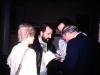 Connie Smukler, Gregorii Krupnikov , Joe Smukler, Moscow, 1989, co Frank Brodsky