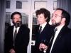 ? Lev Kazarnovsky, Michael Neiditch , Moscow, 1989,  co Frank Brodsky