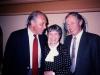 Joe Smukler, Inna Uspensky, Igor Uspensky, Moscow, Hotel Savoy, 1989, co Frank Brodsky