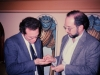 Alexander Shmukler, Michael Neiditch, Moscow, 1989, co Frank Brodsky