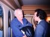 Leon Uris, Alexander Shmukler, Moscow, 1989, Hotel Savoy, co Frank Brodsky