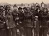 Farewell of the Ainbinder family, co Elena Polsky, Moscow 1973