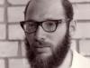 Dan Roginsky during hunger strike, Moscow, June 1973.