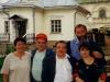 Galina Kuznetsova, Zunya Kogan, Mikhail Chlenov, Iosif Zissels, Natalia Segev co Yaroslavl 1998