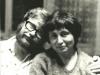 Yuri Klatis, Lusia Rabinovich, Moscow, 1984, co Enid Wurtman