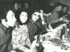 Zachar Tesker, Dina Beilin, Ida Nudel...Evgeny Yakir, Moscow, 1976, co Enid Wurtman