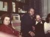 Judith Lerner, Vladimir Slepak, Yosef and Dina Beilin, Moscow, 1976, co Enid Wurtman