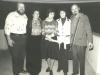 Stuart Wurtman, Enid Wurtman co, Avital Sharansky, Dina Beilin, Yosef Beilin, Jerusalem, 1978