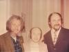 Vladimir Slepak, Natan Sharansky, Yosef Beilin, Moscow, 1976, co Enid Wurtman