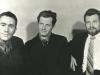 Leonid Zabelshinsky, Mark Levin, Yuli Kosharovsky, Sverdlovsk, 1972