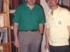 Reunion of Martin Gilbert and Yuli Kosharovsky in Jerusalem, 1989, co Enid Wurtman