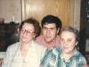 ?, Alexander Bialy, Judith Ratner, Moscow, June, 1987, co Enid Wurtman