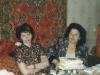 Janna Lerner, Frada Melamed, Moscow, June, 1987, co Enid Wurtman
