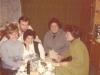 Linda ?, Vladimir Prestin, Mara Abramovich, Riva Feldman, Yelena Prestin, Moscow, 1977?, co Enid Wurtman
