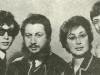 Alexander, Vladimir, Maria and Leonid Slepak, Moscow, co Enid Wurtman