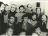 Row 1:Evgeny Yakir,Zev Shachnovsky, Misha Kremen;Row 2: Alexander Gvinter,zachar Tesker, Igor Tufeld,Yosef Beilin;Row3: Aron Gurevich,V.Slepak,A,Polishuk, L.Shabashov,V.Elistratov, Dmitri Shiglik,Moscow Oct. 1976,co Enid Wurtman