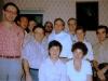 Legal seminar of Vladimir Kislik. Foreground: Ludmila Lubianskaia, Bella Gulko. Rest: Evgeni Grechanovsky, David Mikhalev, Evgeni Rezsikov,  Vladimir Kislik co, ?,???, Emanuel Lurie.