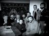 Foreground: Alexander Shmukler, Valentin Lidsky. Rest: Leonid Stonov, Valeri Engel, Yuli Kosharovsky, Roman Spector, Mikhail Chlenov, Yuri Semenovsky, Velvel Chernin, Moscow 1989, co Rosa Finkelberg.