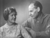 Inna and Vitali Rubin co, Moscow, August 1973