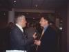 Chaim Chesler, Yuli Edelstein,  Moscow 2001, co Frank Brodsky