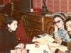 Dina Beilin co, Natalia Fedorov, Alexander Goldfarb, Moscow, 1974