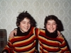 The Mendelev twins, Moscow, 1978, co Alan Molod