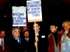 Founding VAAD Conference in Moscow, December 1989. Former activists came from Israel in  support of VAAD.